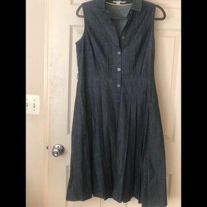 Beautiful Boden Denim Dress